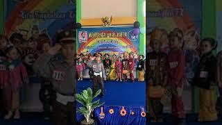Fashion show Kartini kids TK Negeri Pembina Sidoarjo