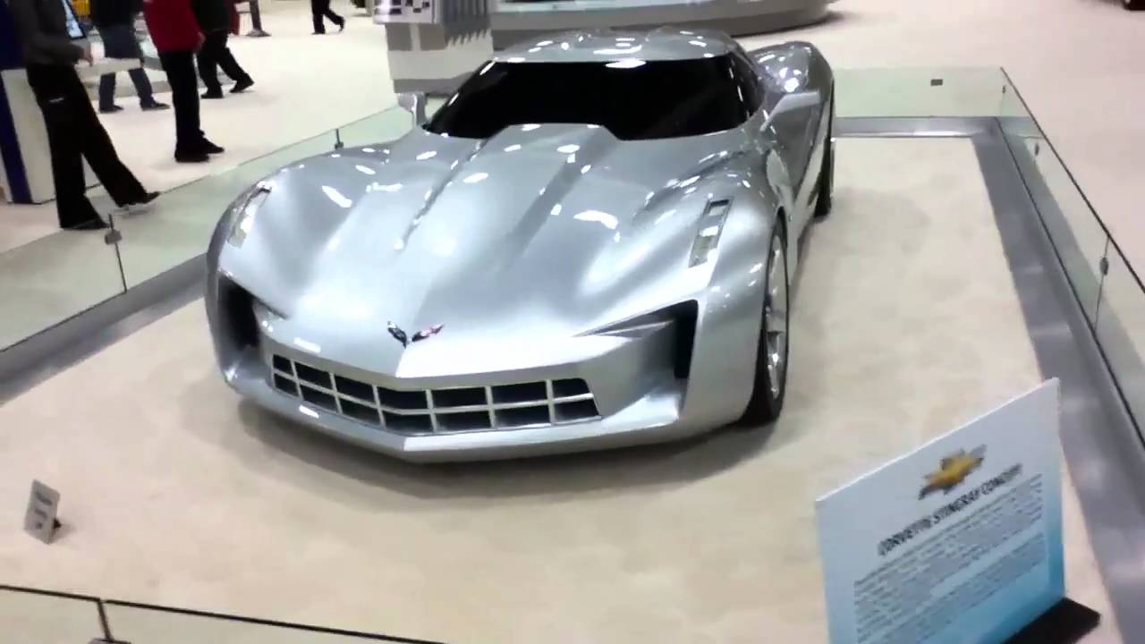 2017 Corvette Stingray - YouTube
