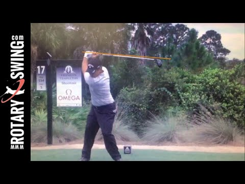 Patrick Reed Swing Analysis - His Great Golf Transition Move