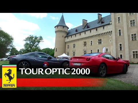 Tour Optic 2000 - The Tour Auto 2017 ended at Biarritz
