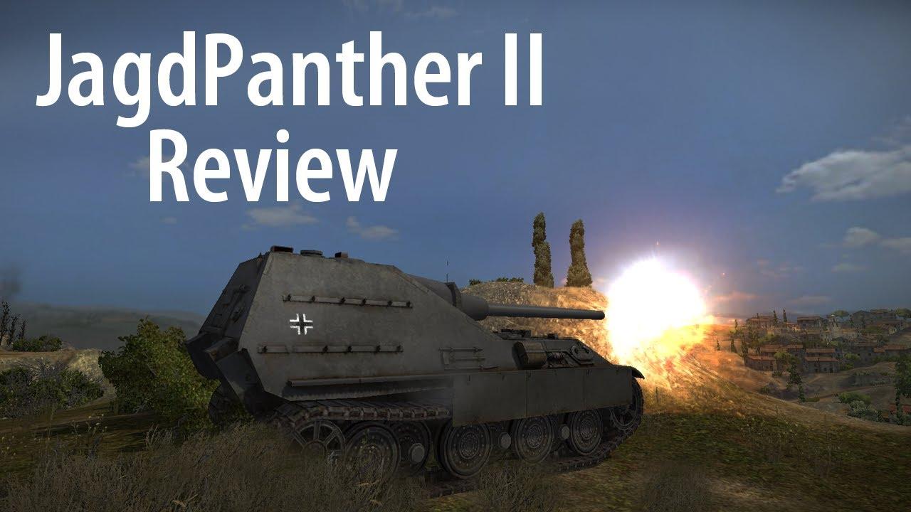 JagdPanther II - универсальная ПТ-САУ