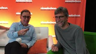 SDCC: Interviews with Spongebob's Rodger Bumpass, Tom Kenny, & Marc Ceccarelli