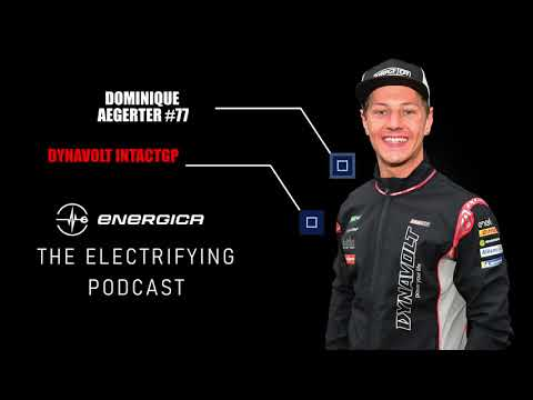 The Electrifying Podcast vol 8 - with Dominique Aegerter