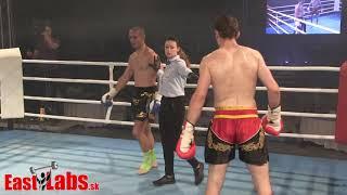 Vlado Konský získal doma profesionálny titul majstra Slovenska v kickboxe