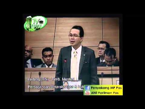Dewan Rakyat 13 Mac 2014: Sesi Pertanyaan Jawab Lisan