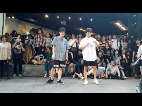 Dance Cover 'Silver Spoon (Baepsae)'  and 'Not Today' BTS