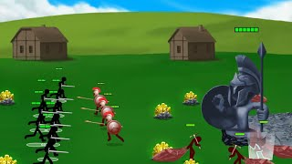 Stick War 2 Full Gameplay Walkthrough