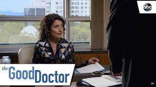 Dr. Glassman's Oncologist - The Good Doctor