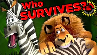 Film Theory: The Deadly Truth Of Madagascar (Madagascar Movie)