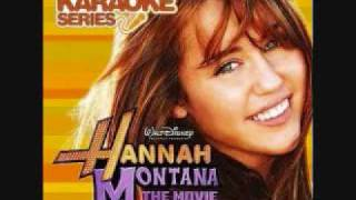 Hannah Montana- What's Not To Like (Karaoke/Instrumental) OFFICIAL