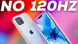 Likely No 120HZ on iPhone 12