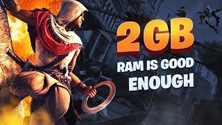 TOP 100 Games for Low SPEC PCs (2GB RAM PC Games)