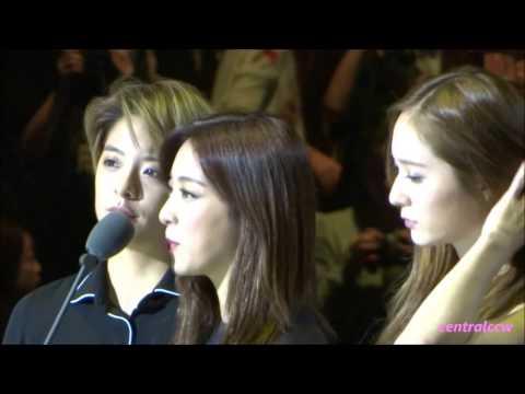 [FANCAM] 151202 Mama2015 Global Fans Choice Female f(x)