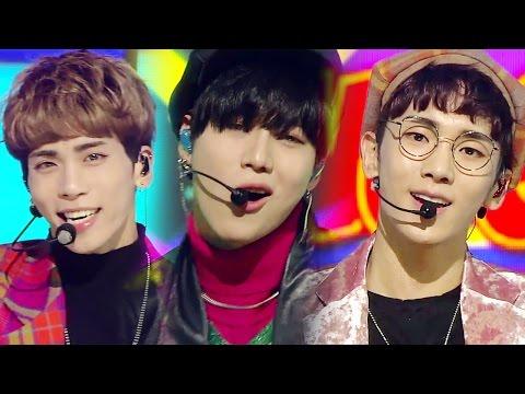 《CUTE》 SHINee(샤이니) - 1 of 1 @인기가요 Inkigayo 20161016