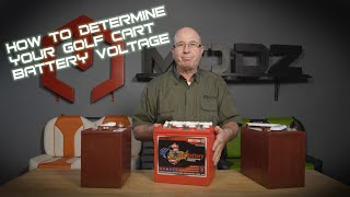 How to Determine Your Golf Cart Battery Voltage FAQ