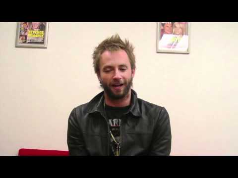 Paul McDonald visits the OK! Offices