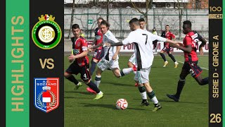 HIGHLIGHTS | Castellanzese 6-3 Gozzano | Serie D 2020-21 | Giornata 26