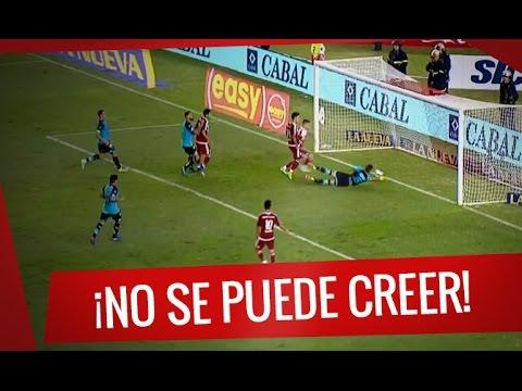 Andrade của River Plate có pha bỏ lỡ cơ hội khó tin nhất tuần qua