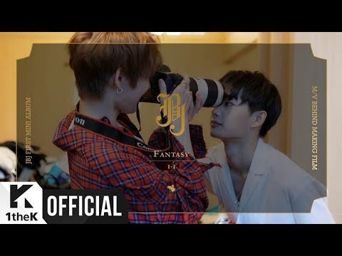 JBJ - 'Fantasy' M/V Making Film (DAY1)