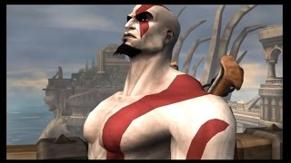 God of War 2 - Titan Mode #5, Island of Creation
