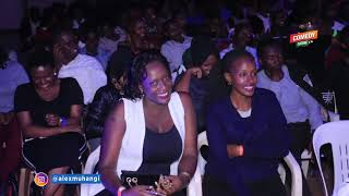 Alex Muhangi Comedy Store Sept 2018 - Mc Mariachi & Eric Omondi (People Power)