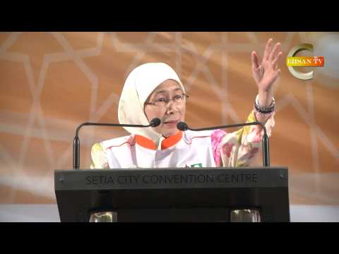 Konvensyen PR ke-5: Pidato Presiden KeADILan
