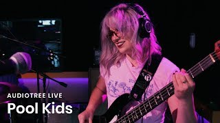 Pool Kids - Boderline | Audiotree Live
