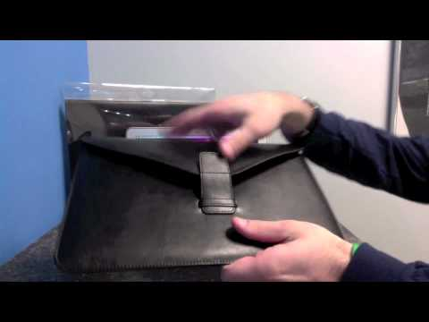 Hammerhead MacBook Air Leather Envelope - Review