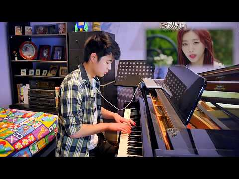 Dreamcatcher 드림캐쳐 ~ Fly High 날아올라  PIANO COVER