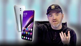 The Futuristic No-Button, No-Port Smartphone