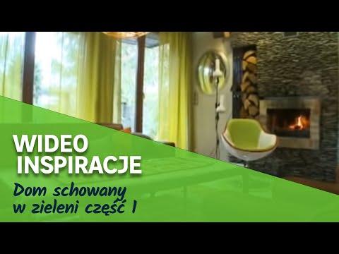 Dom schowany w zieleni część 1 (wideo)