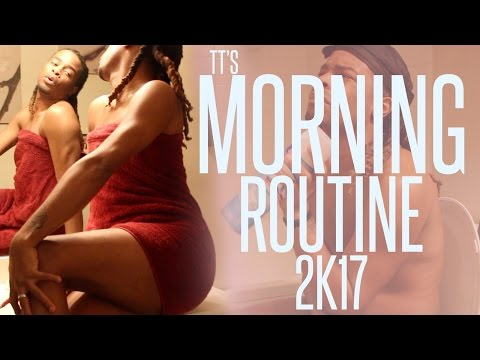 MORNING ROUTINE 2K17 !!!!   Must See