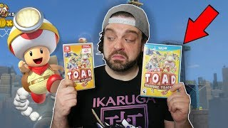 WHY Did I BUY Captain Toad on Switch? | RGT 85