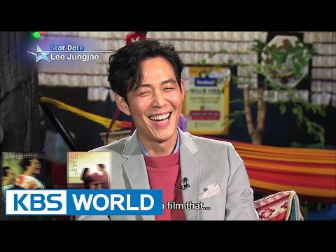 Guerilla Date with Lee Jungjae (Entertainment Weekly / 2014.12.06)
