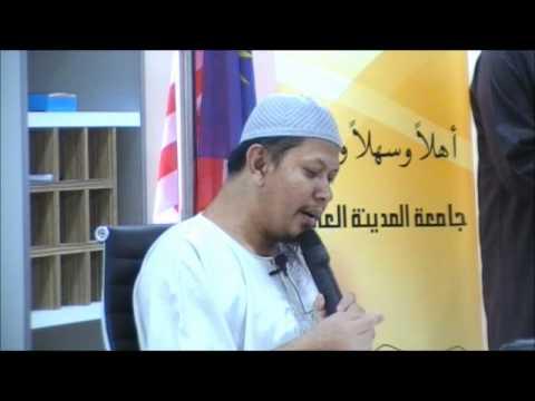 QA1 - Wajibkah belajar bahasa Arab