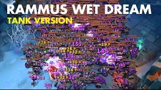 讓拉姆斯淚流滿面的夢想