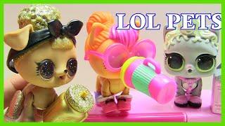 Mở Banh Lol Pets Theo Yêu Cầu -Truy Tìm Thú Cưng Hiếm - đồ chơi trẻ em- chị Bí Đỏ