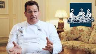John Williams from The Ritz London on classic cooking and new kitchens