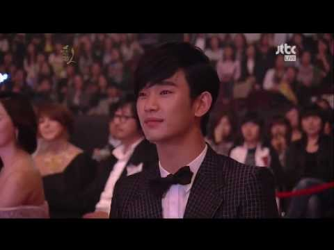 [Awards] 48th Baeksang Art Awards | Kim Soo Hyun cut