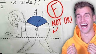 FUNNIEST Kid Test Answers That Should NOT Exist...