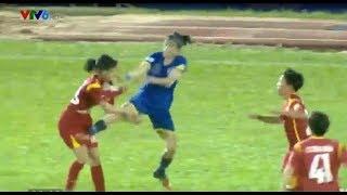 Thể thao tổng hợp ngày 13/10: Cầu thủ nữ Việt Nam đánh nhau ở Giải VĐQG trên sân Thống Nhất | VTV24 - YouTube