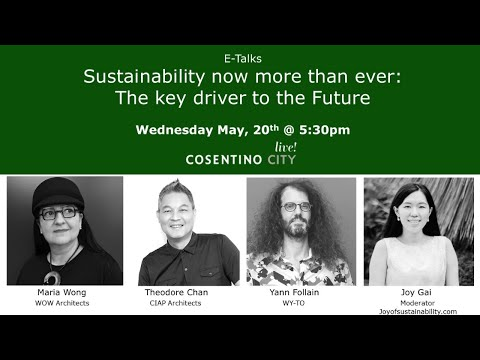 Sustainability now more than ever: The key driver to the future | Cosentino