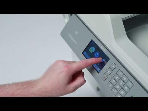 Farve inkjetprinter: MFC-J6935DW - produktvideo