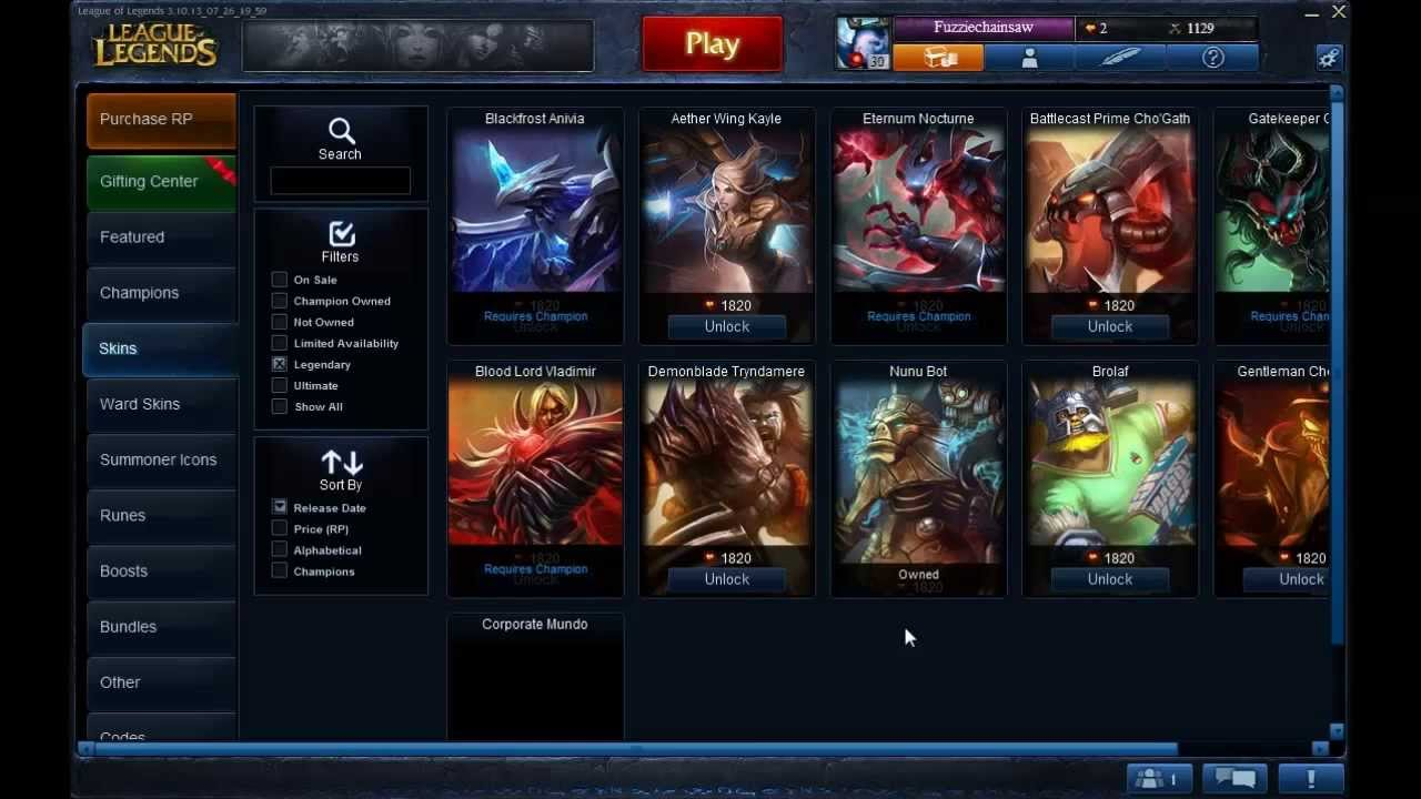 pbe league of legends account giveaway