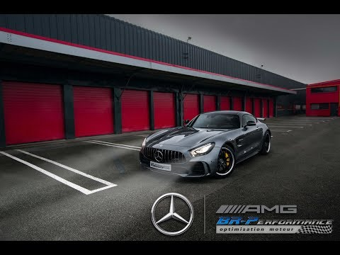 AMG GTR V8 Biturbo remap Stage 1 By BR-Performance