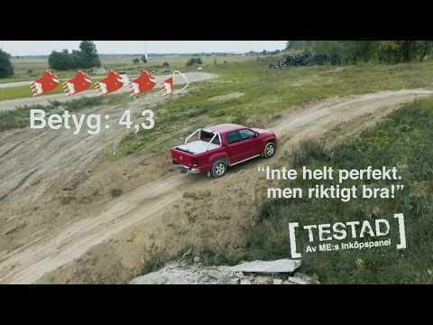 Inköpspanelen tester Volswagen Amarok
