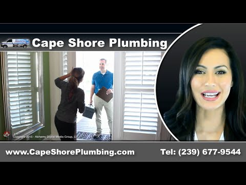 Licensed Plumbing Contractor in Cape Coral, Florida.