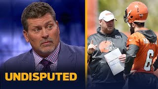 The Browns are talented, but that's not enough to win a Super Bowl — Schlereth | NFL | UNDISPUTED