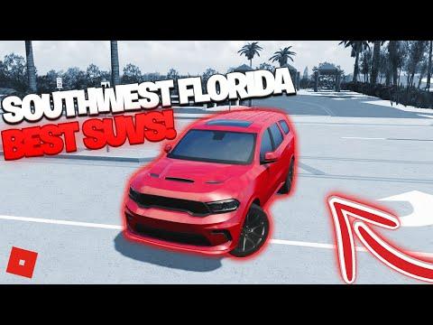 3 BEST SUVS! **Fastest** | Roblox Southwest Florida