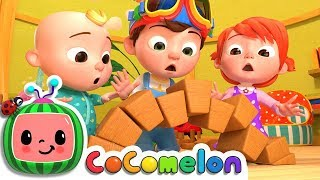 London Bridge is Falling Down | Cocomelon (ABCkidTV) Nursery Rhymes & Kids Songs